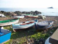 Aci trezza vista da Capo Mulini  - Aci trezza (3065 clic)