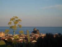 Vista su Aci Castello  - Aci castello (1648 clic)