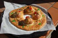 U Ciciuliu, dolce tipico tradizionale di Pasqua.  - Paternò (7451 clic)