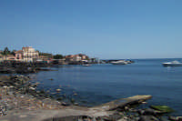 Veduta di Capomulini.  - Capo mulini (4918 clic)