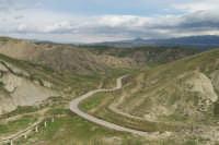 La via dei calanchi in contrada Valanghe.  - Paternò (3420 clic)