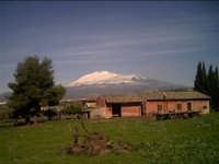 Veduta dell'Etna da contrada Agnelleria.  - Paternò (2889 clic)