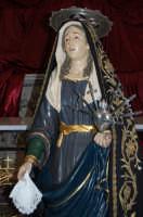Venerdi santo. Chiesa S. Margherita.Madonna Addolorata  - Paternò (6251 clic)