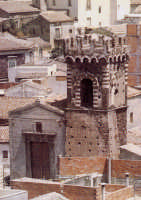 Paterno'. Torre dell'Itria,quartiere dei falconieri.  - Paternò (7968 clic)