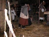 Presepe vivente 2005  i pastori  - Caltagirone (2291 clic)