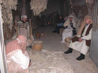 Presepe vivente 2005 la filatura della lana  - Caltagirone (2099 clic)