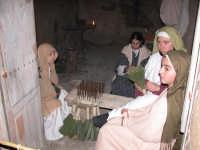 Presepe vivente 2005 i scupazzi (le scope) CALTAGIRONE Elisabetta Ciancio
