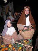 Presepe vivente 2005 a putiara CALTAGIRONE Elisabetta Ciancio