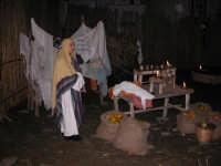 Presepe vivente 2005 a lavannera CALTAGIRONE Elisabetta Ciancio