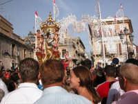 Festa del S.S. Salvatore 2005  - Militello in val di catania (8538 clic)