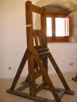 Museo polivalente La macchina dei tuoni per il teatro VITTORIA Elisabetta Ciancio