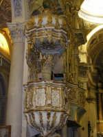 La basilica di S.Giovanni Il pulpito  - Vittoria (1823 clic)
