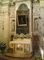 Interno del duomo altare di S.Lucia  - Siracusa (1635 clic)
