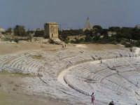 Teatro greco  - Siracusa (1445 clic)