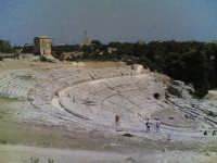Teatro greco  - Siracusa (1596 clic)