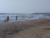 La spiaggia  - Punta braccetto (2407 clic)