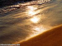 La frontiera (1o scatto)<font color=#ffffff>tgramonto spiaggia mare sole estate sud</font>  - Isola delle correnti (4395 clic)