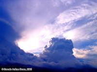 Cielo.<font color=#ffffff>cielo sole tramonto nuvole</font>  - Isola delle correnti (5435 clic)