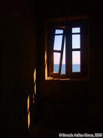 La finestra sul Mare (1o scatto)<font color=#ffffff>mare estate sud</font>  - Isola delle correnti (1592 clic)