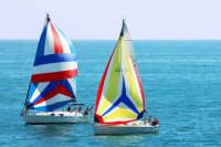 Velisti nel Golfo di Catania  - Catania (2842 clic)