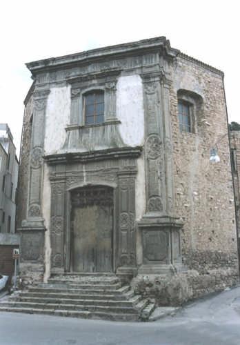 Chiesa del Carmelo - REGALBUTO - inserita il