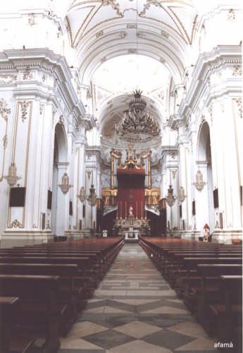 Chiesa Madre S. Basilio - REGALBUTO - inserita il