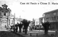 Regalbuto - Piazza Vitt. Veneto - Anni '30  - Regalbuto (8161 clic)