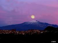 Regalbuto-Panorama con l'Etna (1215 clic)