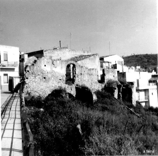 Antico Mulino (rudere) - REGALBUTO - inserita il 18-Dec-15
