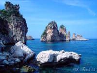 Scopello: I faraglioni  - Scopello (9135 clic)