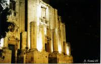 Catania by Night-Chiesa S. Nicolò la Rena  - Catania (2837 clic)