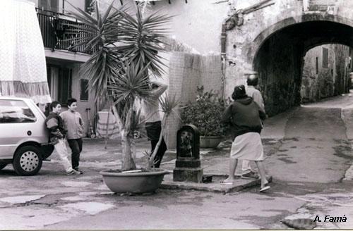 Angolo nel quartiere Capo - PALERMO - inserita il