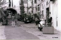 Angolo nel quartiere Capo Momenti di vita quotidiana alla zona Capo  - Palermo (3067 clic)