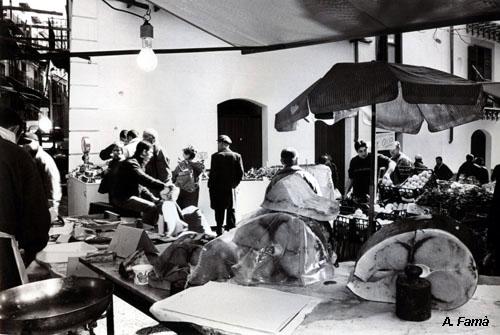 Mercato nella zona Capo - PALERMO - inserita il