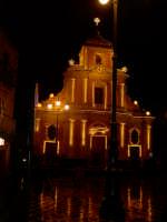 Il Duomo, illuminazione natalizia  - Centuripe (3446 clic)