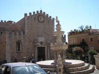Il Duomo  - Taormina (4176 clic)