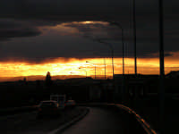 uscita autostrada  - Catania (2828 clic)