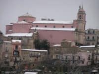 neve sul Duomo  - Centuripe (4775 clic)