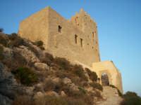 Il castello... vista lato mare!  - Palma di montechiaro (4037 clic)
