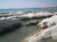 Sempre a sud di Agrigento  - Punta bianca (10427 clic)