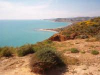 Vista verso Siculiana Marina  - Siculiana marina (9828 clic)