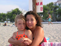 Manuela e Ginevra al Sun Beach  - Patti marina (4111 clic)