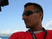 Cappadona Santino uno dei titolari del  Sun beach  - Patti marina (2641 clic)