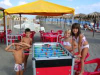 bimbi che giocano al  sun Beach   - Patti marina (3810 clic)