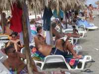 sunbeach 2009 MOMENTI DI RELAX SOTTO IL SOLE MERAVIGLIOSO DELLA SICILIA!!!!!  - Patti (7146 clic)
