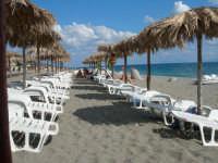 Spiaggia attrezzata Sun Beach lungomare di Patti Marina   - Patti marina (4222 clic)
