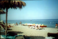 momenti di relax al  sun Beach   - Patti marina (3525 clic)
