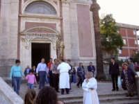 Trionfale uscita del simulacro di S. Giuseppe.  - Aci catena (3959 clic)