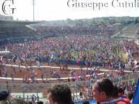 invasione di campo stadio A.Massimino di Catania il 28 Maggio 2006 serie A  - Catania (3879 clic)