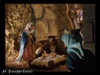 Natività Presepe in Piazza a San Giovanni la Punta  - San giovanni la punta (4280 clic)
